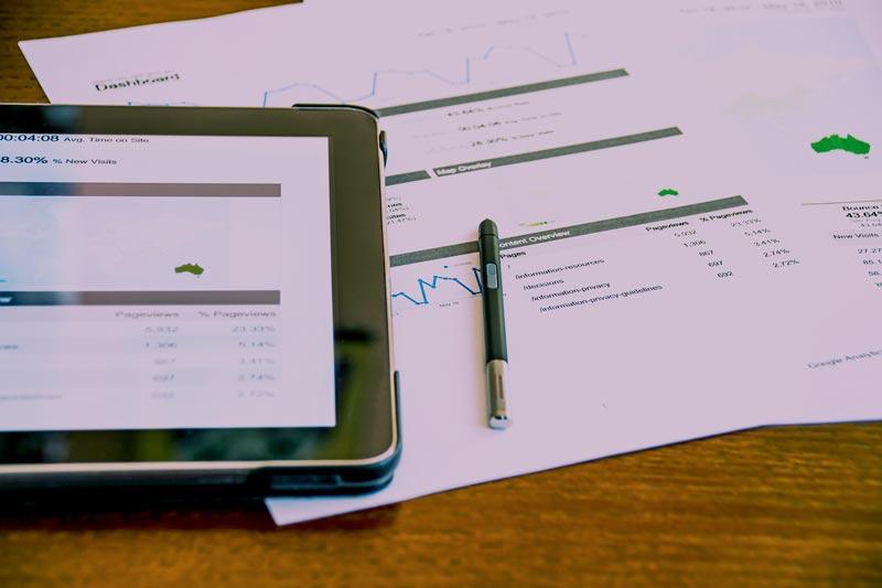 Notas Fiscais controle com Dashboard