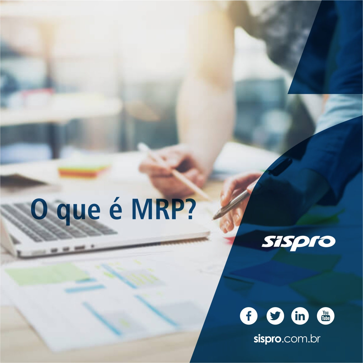 O que é MRP?