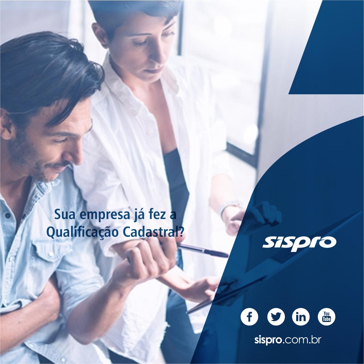 Sua empresa já fez a Qualificação Cadastral?