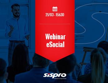 Banner Webinar eSocial