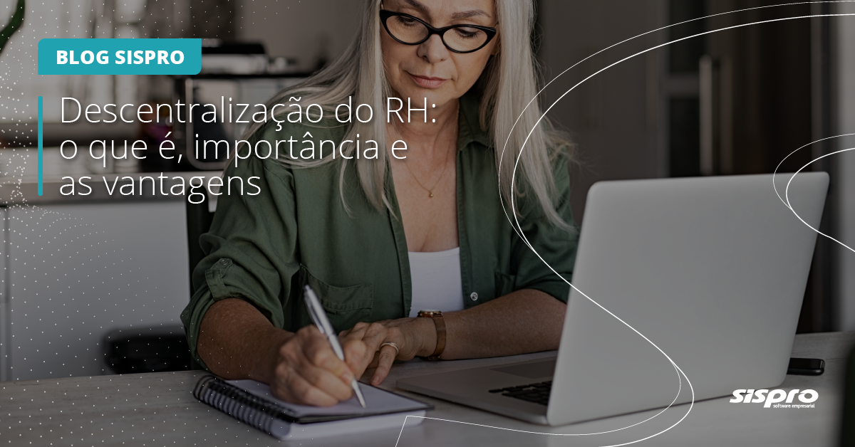o que é descentralização do RH