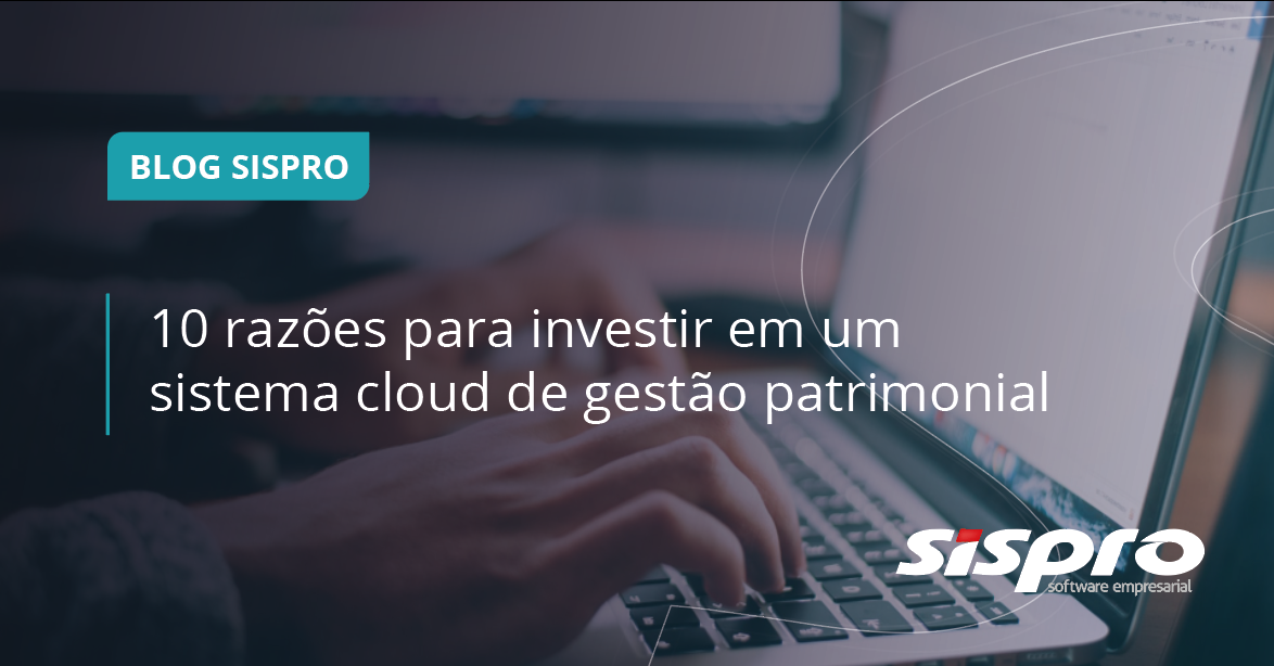 Sistema cloud de gestão patrimonial
